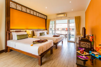 Superior Rooms - Sukhothai Hotels