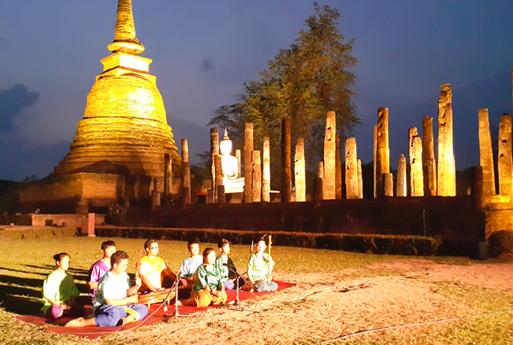 Sukhothai Mini Light & Sound