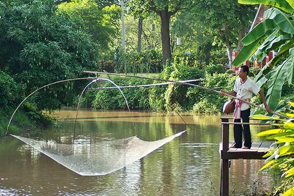 แม่น้ำสายอดีตแห่งเมืองเก่า สุโขทัย