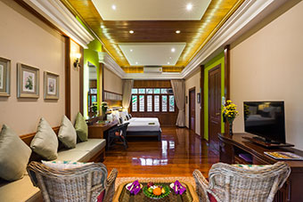 Premier Deluxe - Sukhothai Hotels